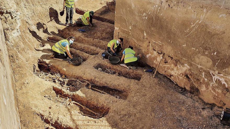 Inician la segunda fase de la excavación en Son Coletes