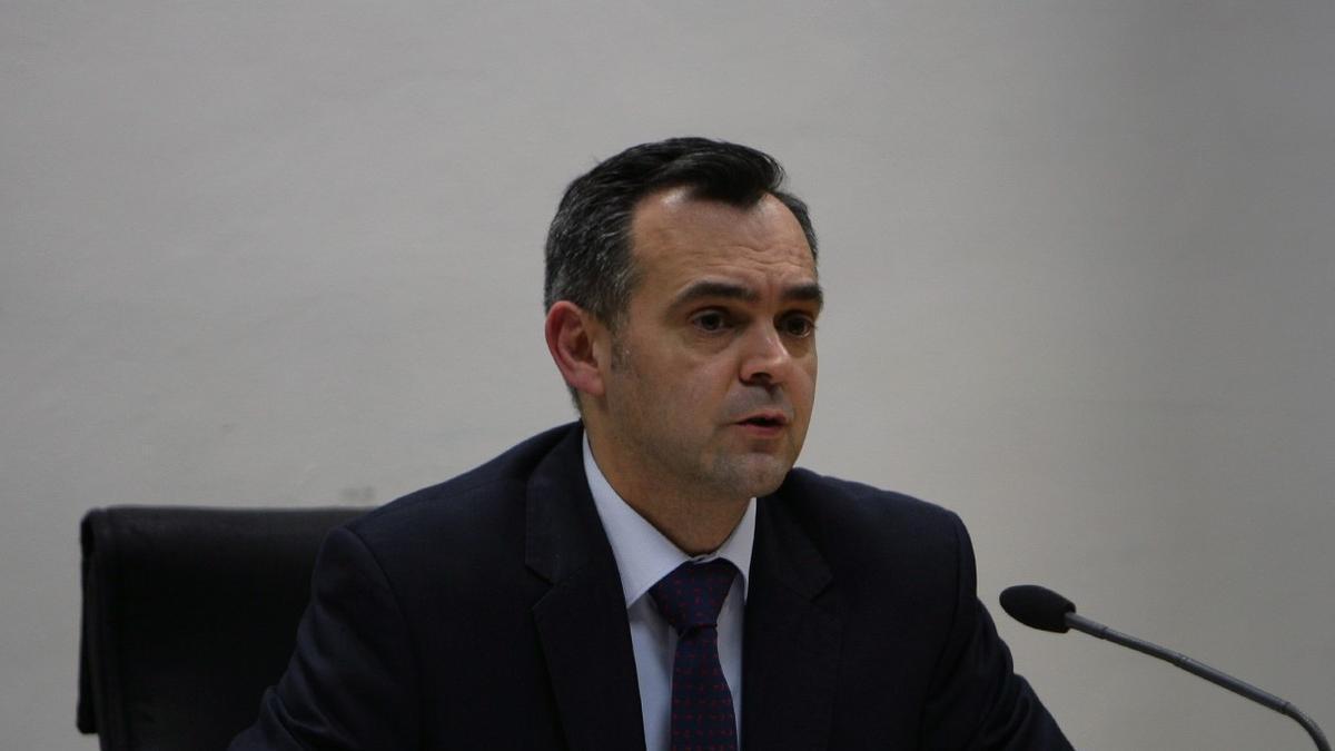 Eduardo Francisco Vílchez López.