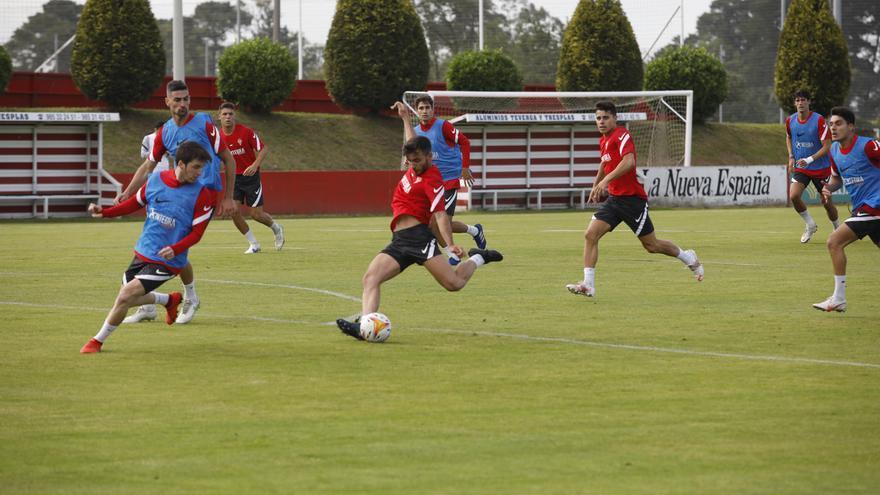Campuzano se ofrece a ocupar el sitio de Manu García en el Sporting