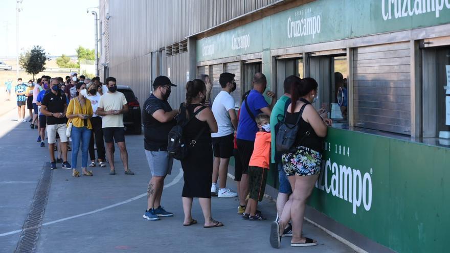 """El Córdoba CF aclara que """"no se hace responsable"""" de las entradas que se adquieran en Jerez"""