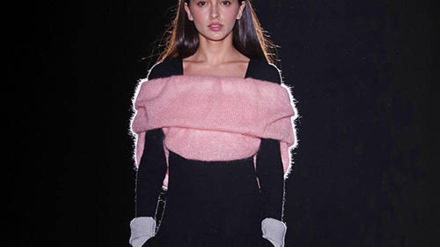 La firma igualadina Vu-Barcelona esdevé una de les aplaudides de la setmana de la moda