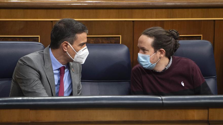"""Podemos cree estancada la ley de vivienda por la """"resistencia"""" del PSOE"""