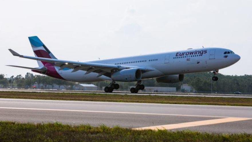 Vorerst keine Streiks bei Eurowings und Lufthansa