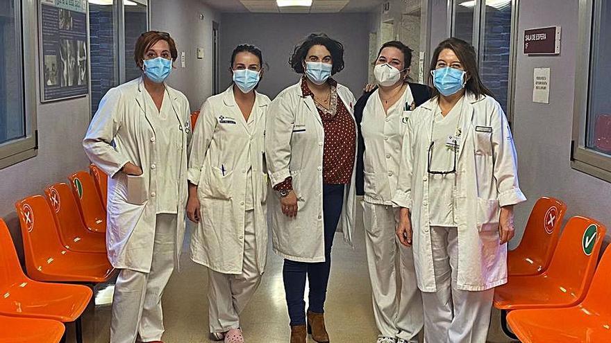 Las enfermeras del área sanitaria pregonarán las fiestas canguesas del Carmen
