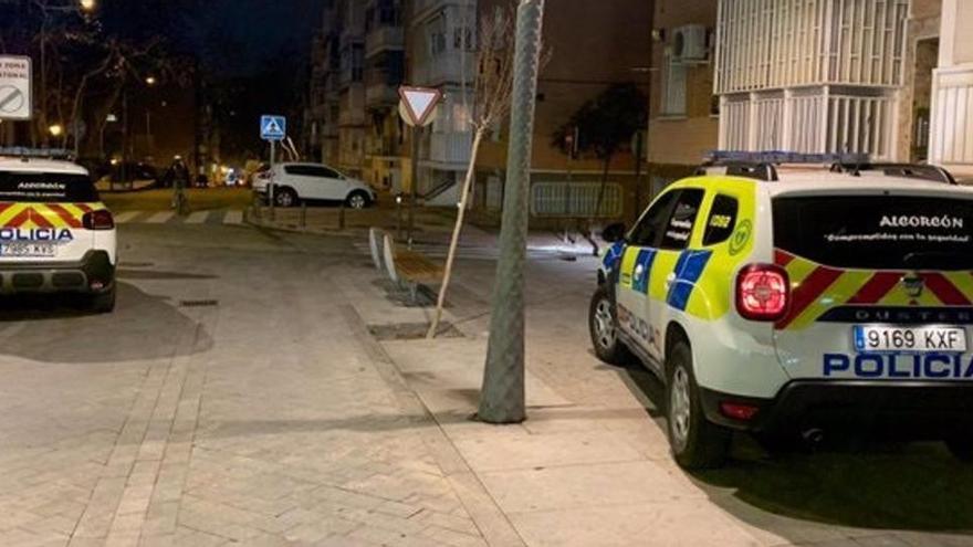 Detenido por agredir a su mujer en presencia del hijo de ambos en Madrid
