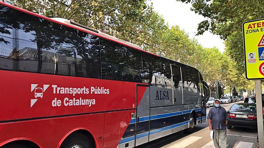 Sant Llorenç perd la línia de bus escolar que portava a Solsona