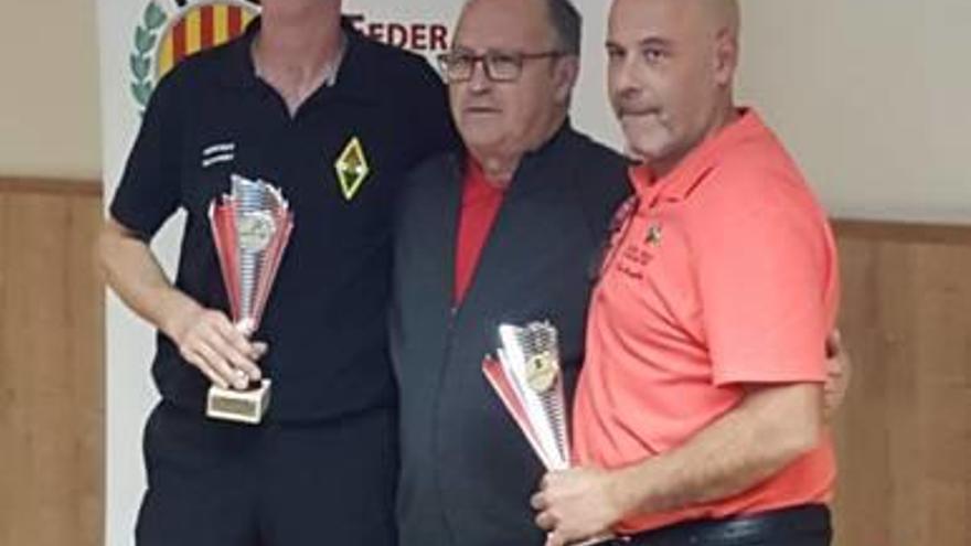 Francesc Hernández, del CB Manresa, guanya el català lliure de Tercera