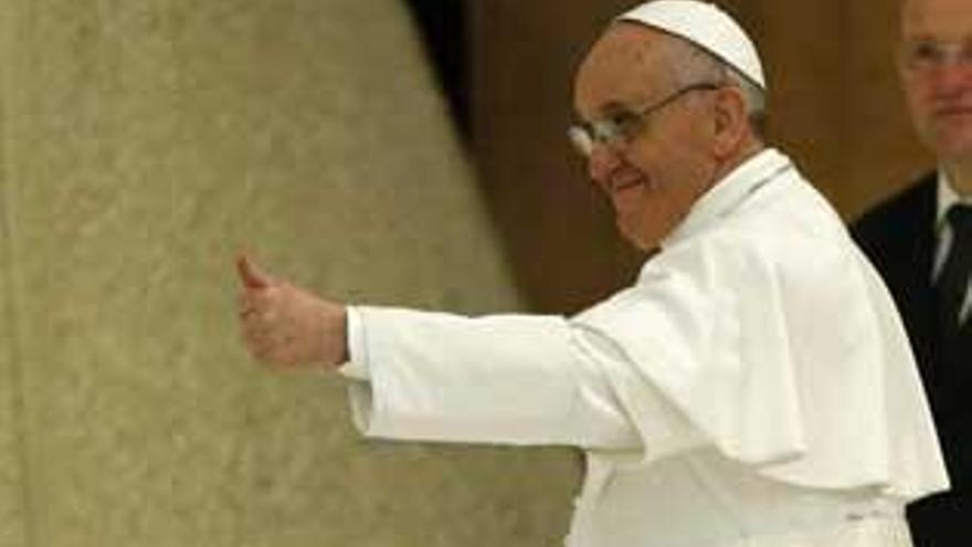 El Papa Francisco confirma a los altos cargos de la curia vaticana