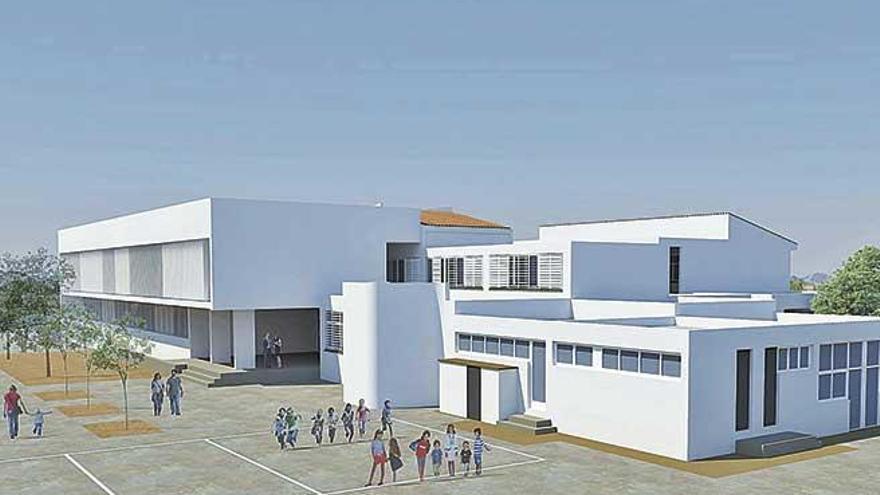 Preocupación por las obras en los colegios, que interferirán en el plan de contingencia