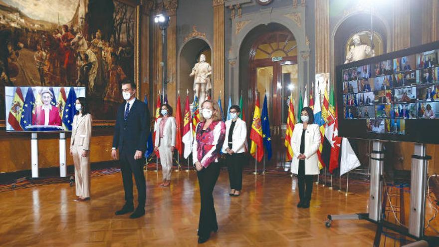 Darias pide unidad autonómica para dar calidad a las inversiones