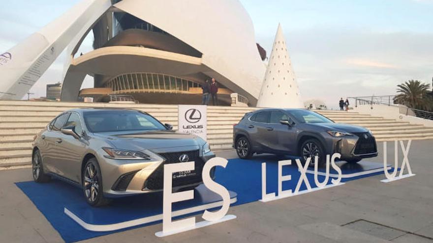Lexus Valencia, con la música clásica solidaria en el Palau de les Arts