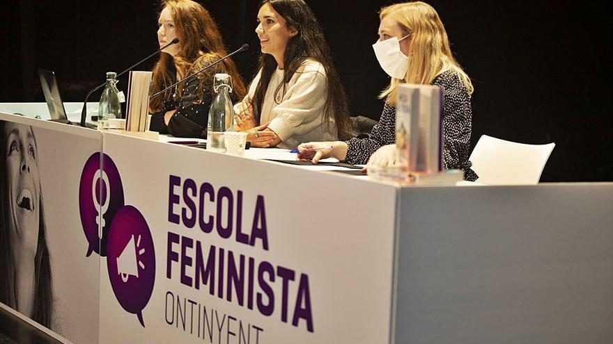 Un ciclo de ponencias para integrar el feminismo en la vida de Ontinyent