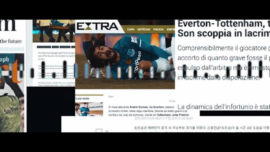 Así ha sido la historia de superación de André Gomes