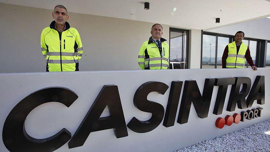 Casintra quiere atraer firmas de Castilla y León para exportar por El Musel