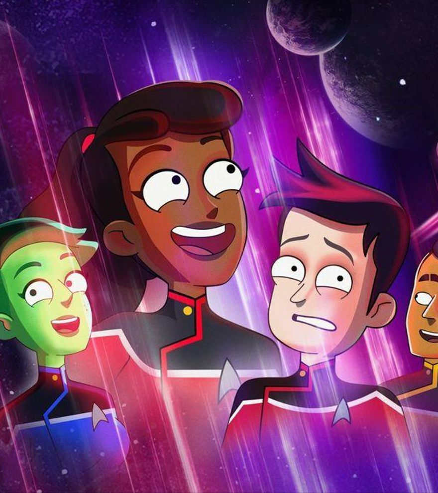 'Lower Decks': 'Star Trek' se anima