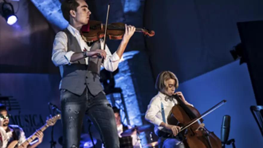 Violincheli Brothers