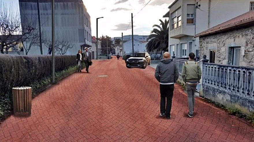 Culleredo contrata las obras para recuperar un tramo del Camino por 284.000 euros