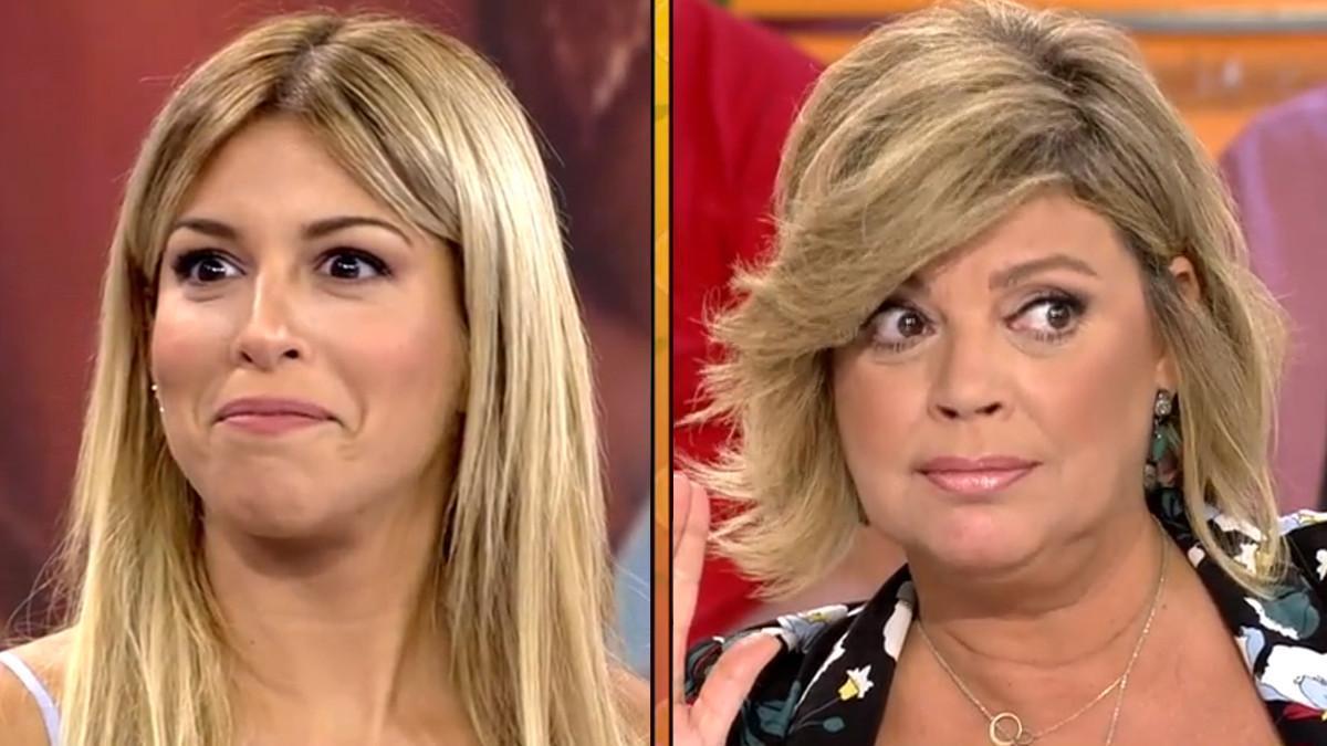 Alejandra Rubio provoca un tenso enfrentamiento entre Oriana y Terelu