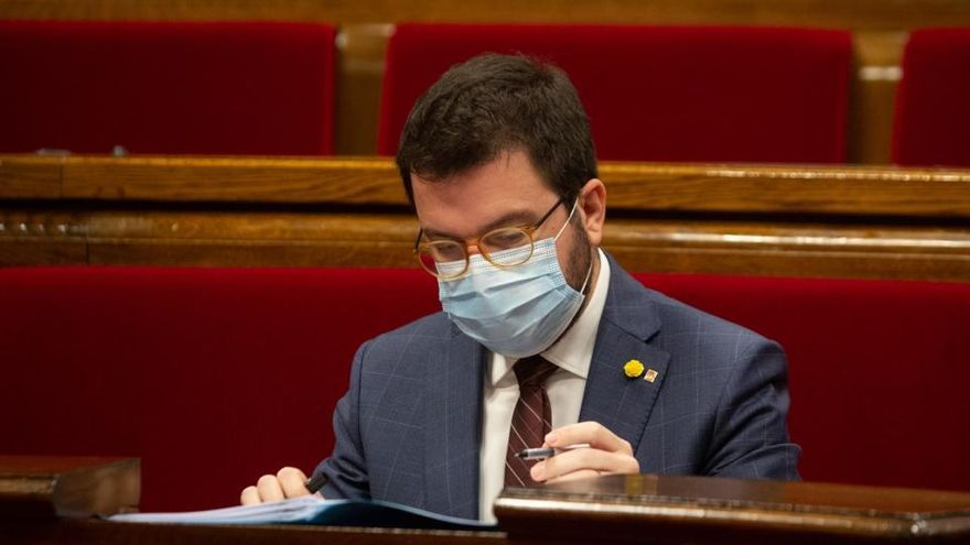 ERC ganaría las elecciones catalanas con JxCat muy cerca, según el CIS catalán