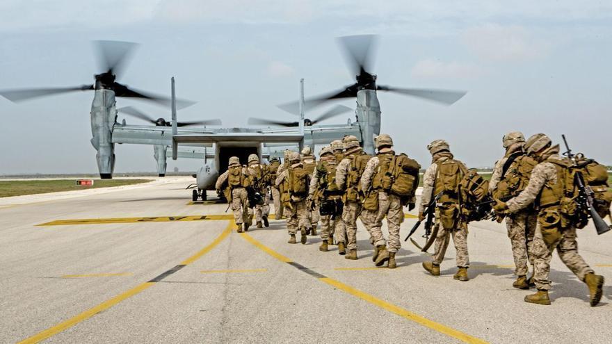 Estados Unidos evalúa establecer una base aérea en África