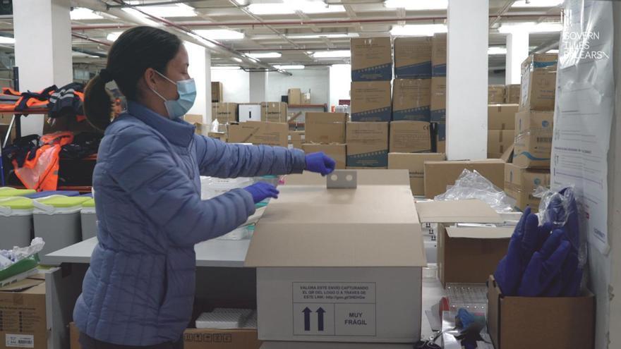 La vacuna de Janssen ya está en Baleares: cuándo y a quién se empezará a vacunar