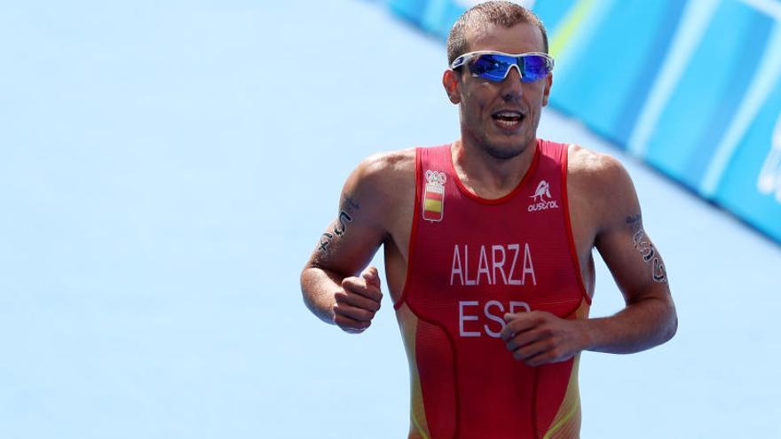 Fernando Alarza: «Alicante es el mejor sitio del mundo para hacer triatlón»