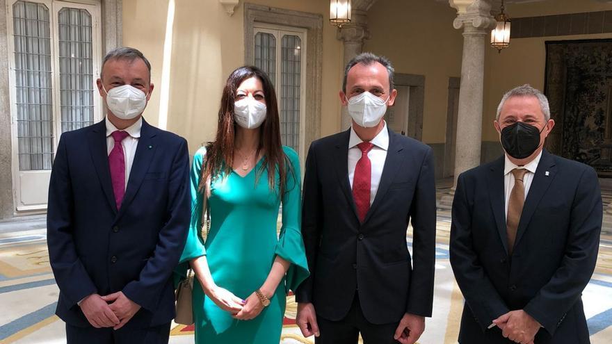 Los investigadores valencianos Capmany y Querol reciben el Premio Nacional de Investigación 2020