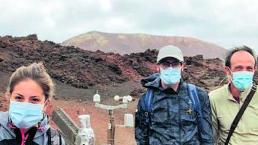 Experimento de vanguardia para aprovechar el calor de Timanfaya