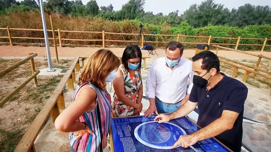 Algallarín y Villafranca cuentan ya con un observatorio estelar