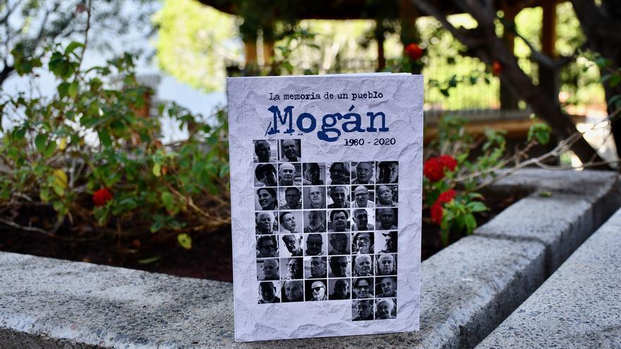 Mogán rescata la memoria de sus últimos 40 años en un libro y documental