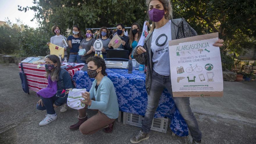 Entidades sociales, ambientales, empresas y UIB se unen en el Pacto por la Reutilización