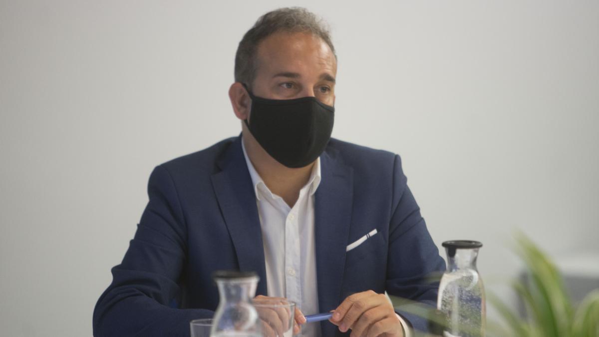 Juan Medina participa en el encuentro de Levante-EMV sobre el ODS 11 de ciudades sostenibles