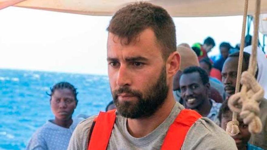 """Luto por Fernando Garfella: """"El mar pierde un gran aliado"""""""