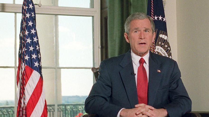 Els Bush confirmen que no han votat Trump