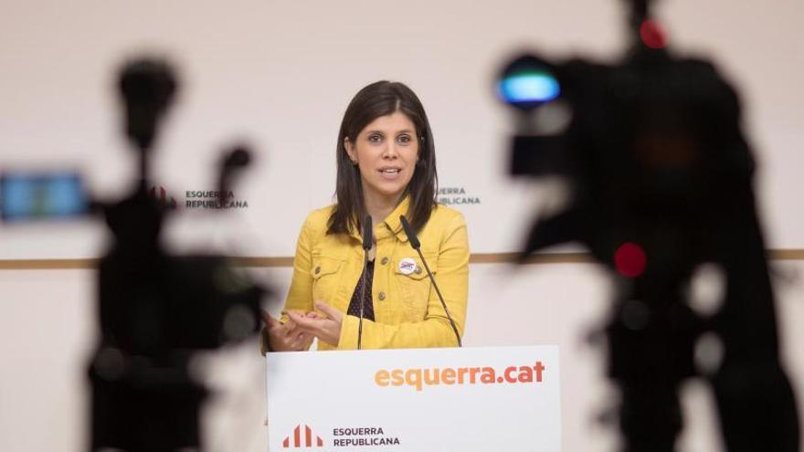 ERC quiere la mesa de negociación antes de marzo