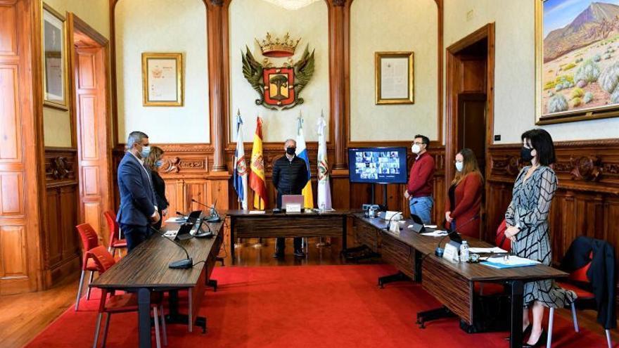 El Pleno de La Orotava se compromete a adaptar a la normativa los velatorios de los barrios altos