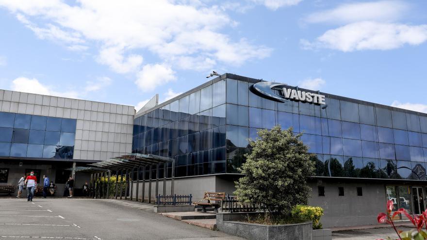 El administrador concursal presenta el ERE para los despidos en Vauste