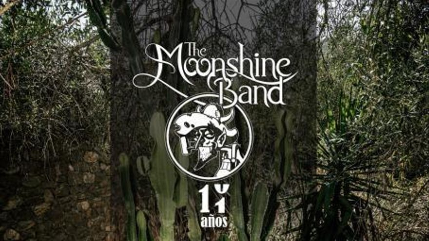 The Moonshine Band anima el día grande
