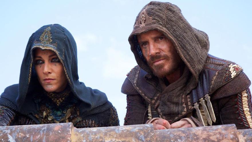 'Assassin's Creed' vol fer el salt a la petita pantalla
