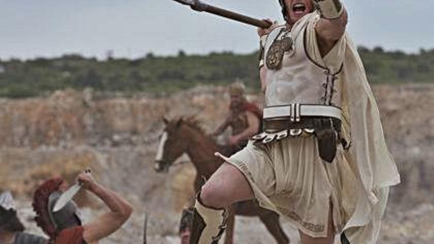 La llegenda d'Alexandre el Gran arriba aquesta nit al canal #0 de Movistar +