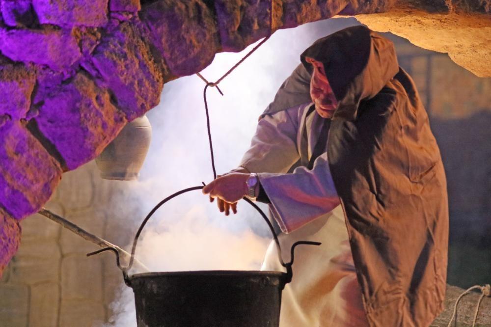 Pessebre vivent del Pont Llarg de Manresa