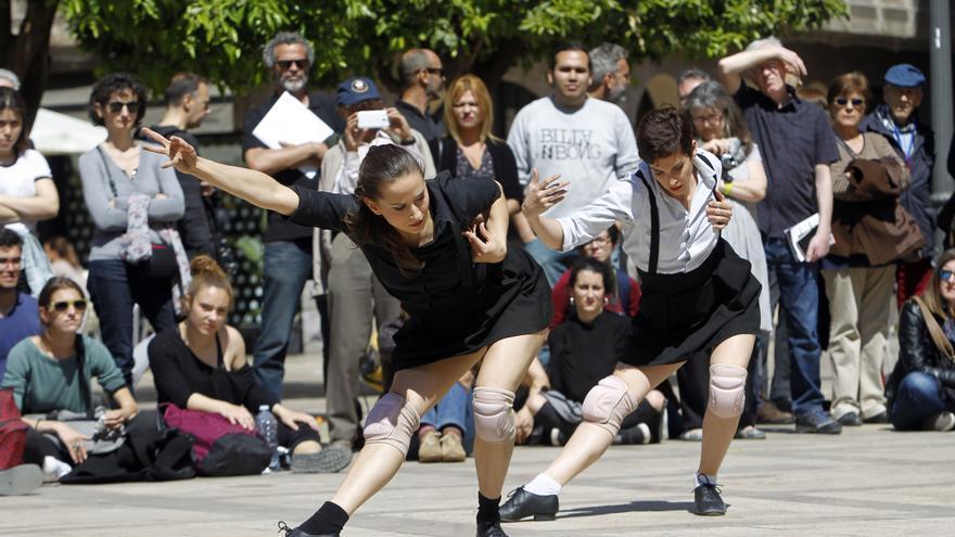 Dansa València tomará la calle en abril