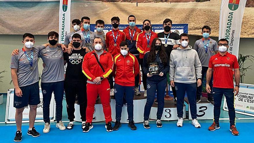 Pampín y Sánchez triunfan en Alicante