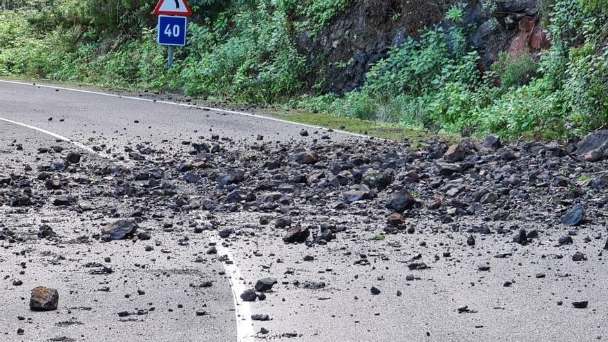 La carretera de Gallegos no será transitable hasta mitad de julio