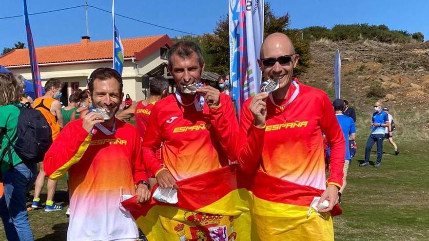 Tres atletas del Nogalte triunfan en Madeira