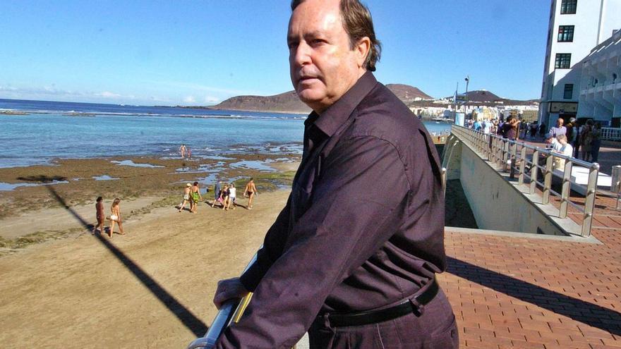 Fallece por coronavirus el poeta grancanario Justo Jorge Padrón