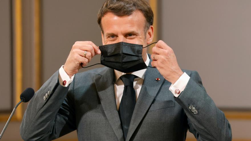 Francia comienza un desconfinamiento gradual