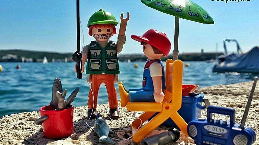 Familie Playmobil macht Lust auf Inselurlaub