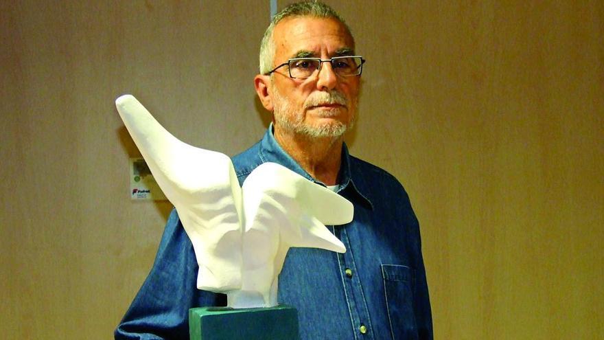 Fallece el artista de Vinaròs José Córdoba
