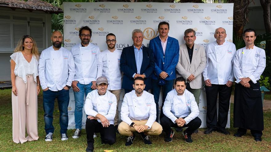 El Hotel Los Monteros reunirá a 33 chefs con Estrella Michelin en favor de Juegaterapia